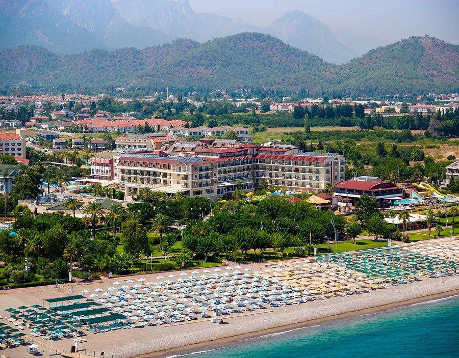 L'OCEANICA BEACH RESORT HOTEL 5* (Турция/Чамьюва) - отзывы, фото и  сравнение цен - Tripadvisor