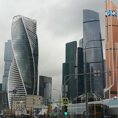 ММДЦ Москва-Сити.