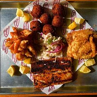 Meats and Seafood