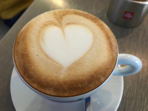 Cappuccino con love