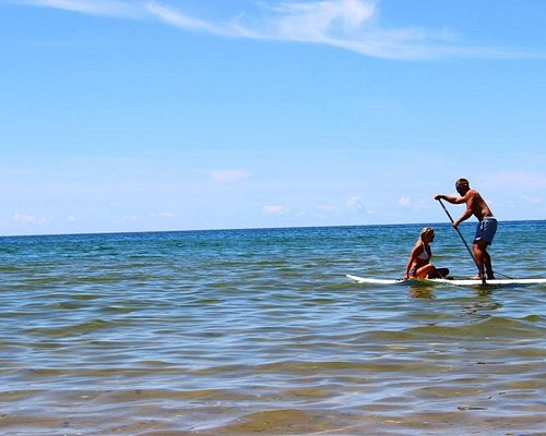 We rent and sell the top brands in Stand up Paddle boarding