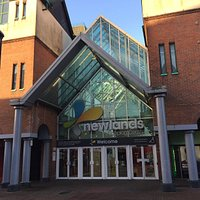 Newlands Shopping Centre Kettering