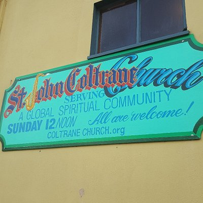 Church of St. John Coltrane
