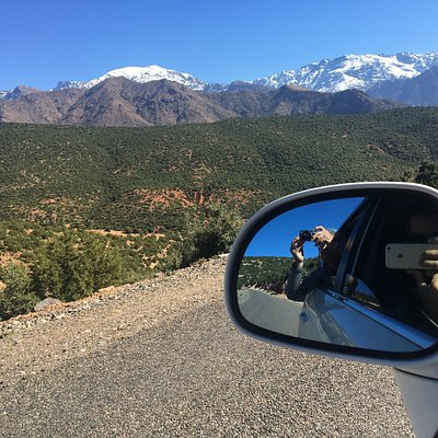 Sidi fares tour (4 valleys) day trip from Marrakech