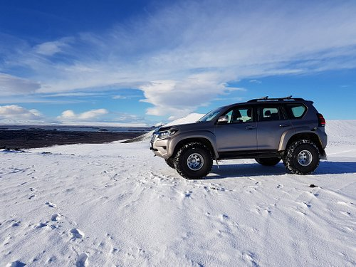Super Jeep Tours in North Iceland