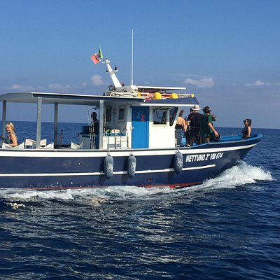 "Our Boat ""Nettuno 2"""