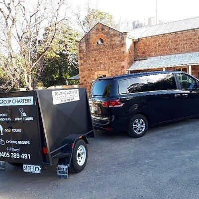 Touring Adelaide South Australia