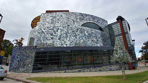 American Visionary Art Museum in Baltimore