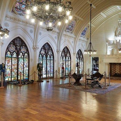 The Gothic Ballroom