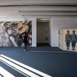 Kunstlabor München / Foto: Monika Schreiner