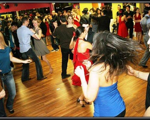 Dance Social Every Friday Night
