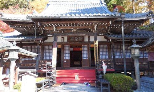 温泉寺本堂