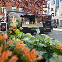 Evergreens is located in the heart of the Ålesund city, on the Kiperviktorget