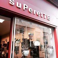 """La boutique  """"La Supérette"""", petit paradis du bijoux à Rennes!"""