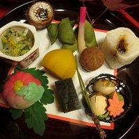 胡麻豆腐や生麩など美味しい精進料理!