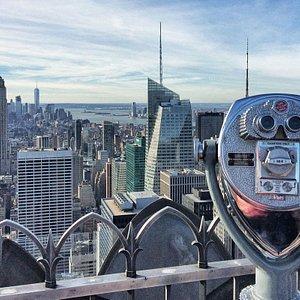 New York - Traumblick auf eine Traumstadt...