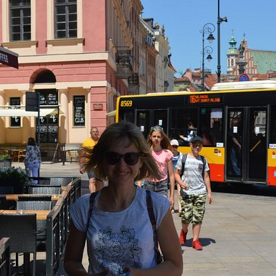 Summer in Warsaw