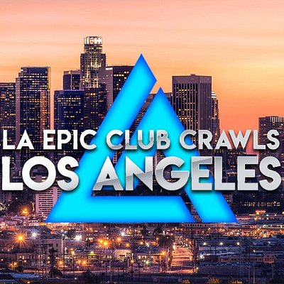 LA Epic Club Crawls, Hollywood & Downtown LA Club Crawls