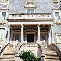 Cortile Palazzo San Giuliano