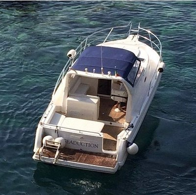 Seaduction the private boat