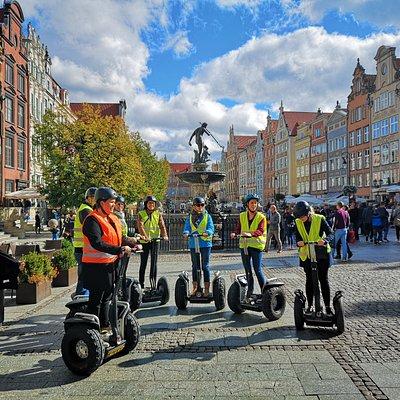 Segway Gdańsk, Segway Gdańsk City Tour, Segway24.pl, Gdańsk attractions, Gdańsk sightseeing