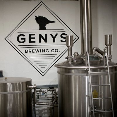 Here we are brewing our local craft beer with no rush at all. We are in love with this process.