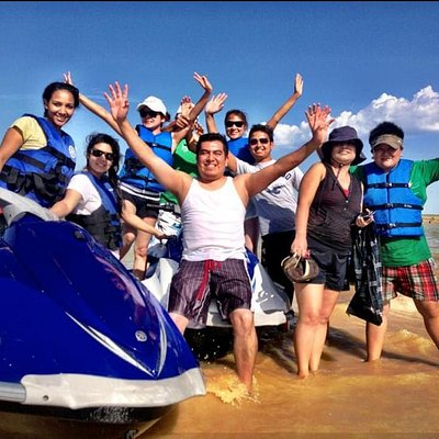If your planning an outing on the lake with a group of friends JetskiRentalDallas.com provides jet ski rentals at Lewisville Lake Park on Lake Lewisville!