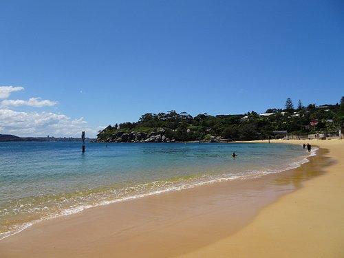 穏やかで美しいビーチ