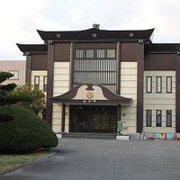 法養寺本堂