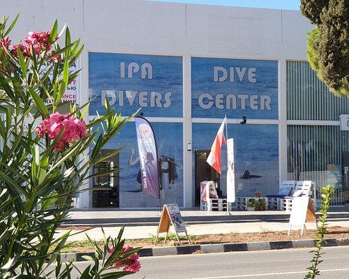 IPA DIVERS CYPRUS - centrum nurkowe w Protaras na Cyprze