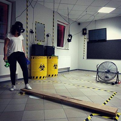 VR Studio - Przekrocz granice rzeczywistości
