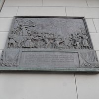 Memorial Plaque in the Memory of the Revolutionary Events Nov 1917