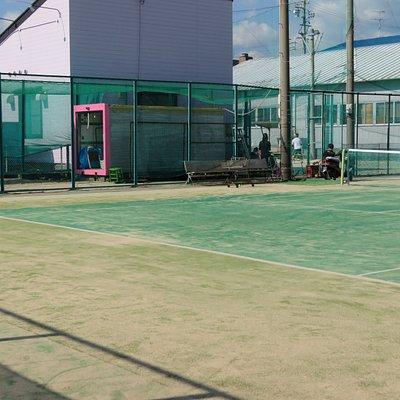 テニスコートその2