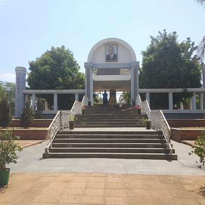 Mausoleum of Dr.Hestings Kamuzu Banda