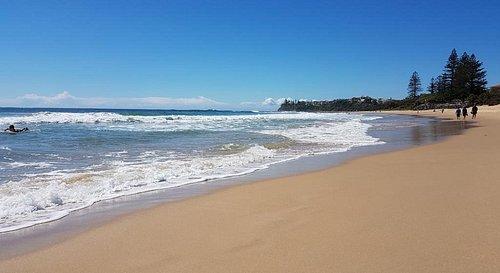 KarenW Dicky Beach 16