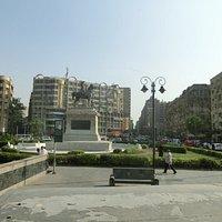 確か、タハリール広場