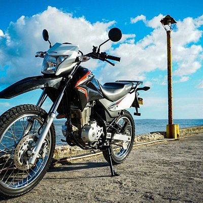 Honda XR 150 Trailbike - for the ultimate island experience