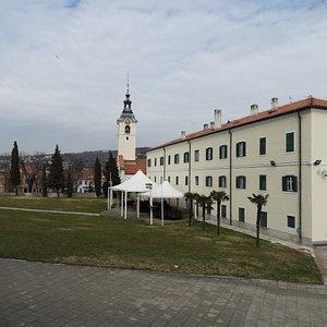 Perivoj Gospe Trsatske, Rijeka