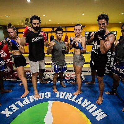 Welcome to Lanta Muay Thai Complex