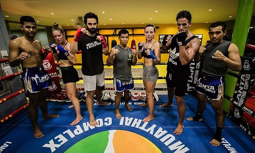 Welcome to Lanta Muay Thai Complex