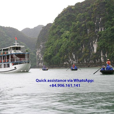 Ha Long Bay - photo taken by Incredible Vietnam Tours