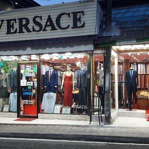 V-Versace ladies and gents custom tailor  lamai beach koh samui thailand