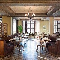 Le Manoir Dining Room
