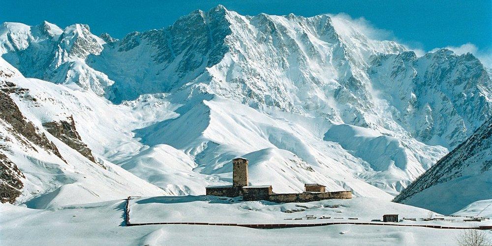 Europe's highest inhabited region, Svaneti, Ushguli