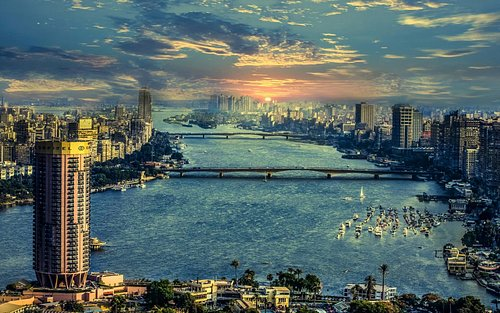 The Beauty of Cairo - capital of Egypt
