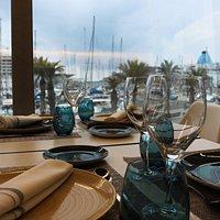 El puerto de Cartagena