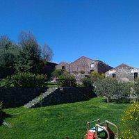 I giardini de La pietra antica O' munti