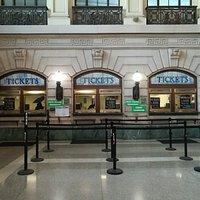 Hall terminal de Hoboken