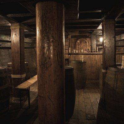 The Barrel Deck