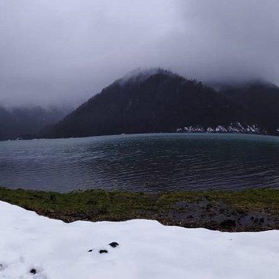 Lago cabrera